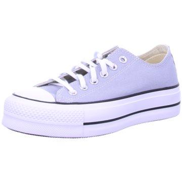 Converse Plateau SneakerChuck Taylor All Star Lift lila