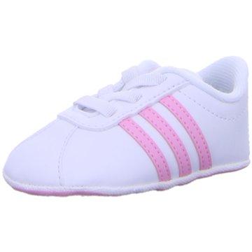 adidas Sneaker LowVL COURT 2.0 CRIB - F36603 weiß