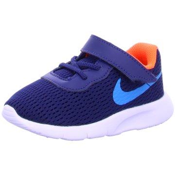 Nike Sneaker LowNike Tanjun (TD) Toddler Boys' Shoe - 818383-408 blau