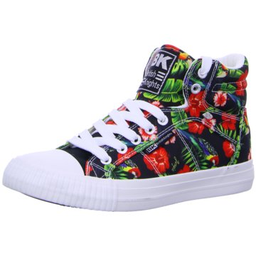British Knights Sneaker High bunt