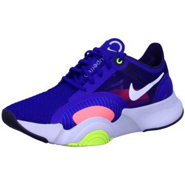 Nike TrainingsschuheSUPERREP GO - CJ0773-410 blau