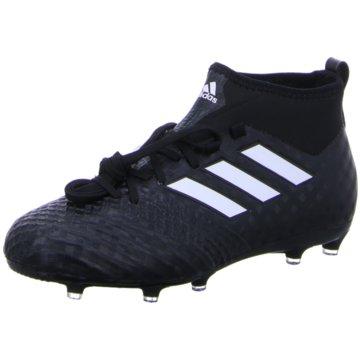 adidas FußballschuhACE 17.1 Primemesh FG Kinder Fußballschuhe Nocken schwarz/weiß schwarz