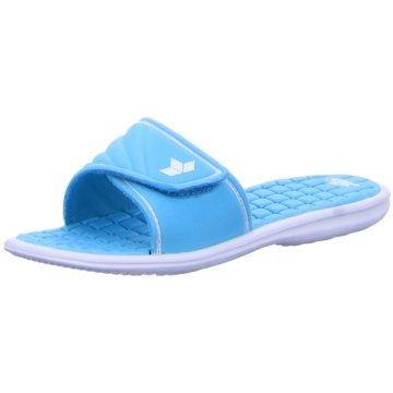 Lico Badeschuh blau
