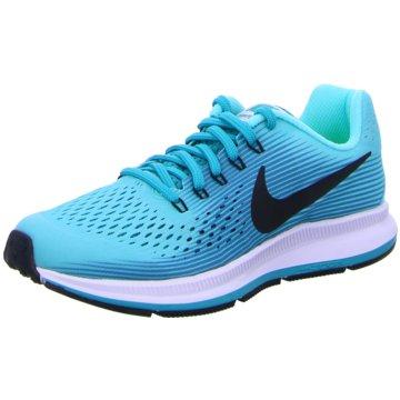 Nike Laufschuh türkis