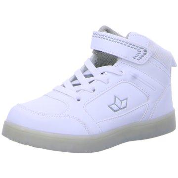 Lico Sneaker High weiß