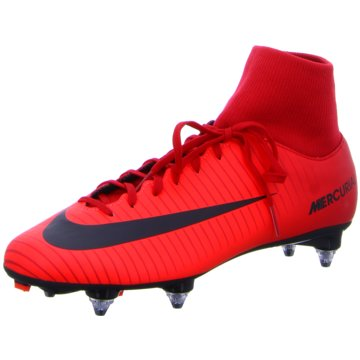 Nike Stollen-SohleMercurial Victory VI Dynamic Fit SG rot
