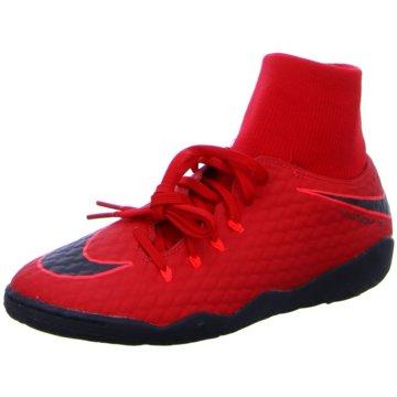 Nike Hallen-SohleHypervenomX Phelon III Dynamic Fit IC rot