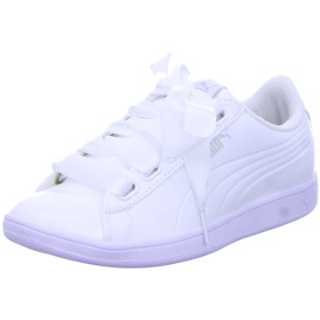 Puma Sneaker LowVikky weiß