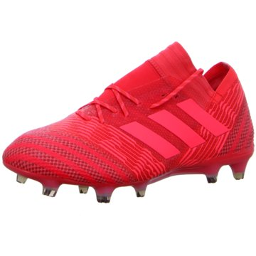 adidas Stollen-Sohle rot
