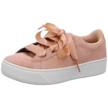 Puma Sneaker LowPuma Vikky Platform rosa