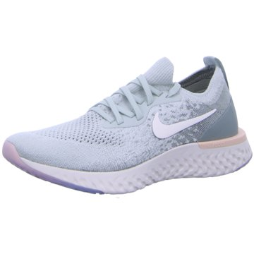 Nike RunningEpic React Flyknit Women grau