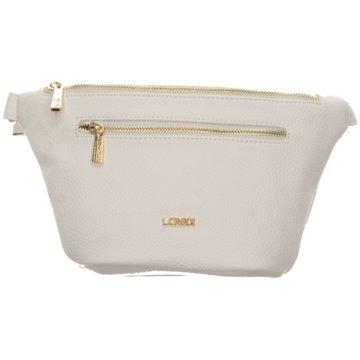 L.Credi Taschen weiß