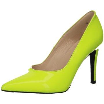 Peter Kaiser High Heels gelb