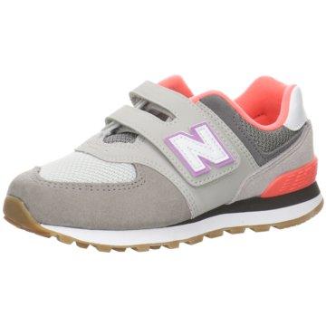 New Balance Sneaker LowYV574 M - 776120 40 grau