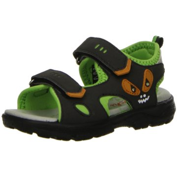 Salamander Offene Schuhe schwarz