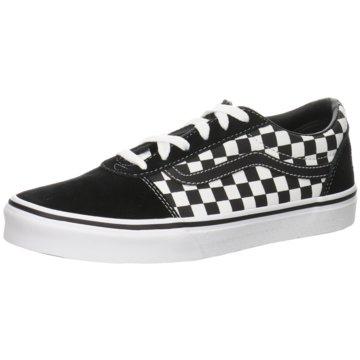 Vans Sneaker Low schwarz