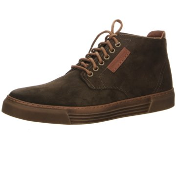 camel active Sneaker High grün