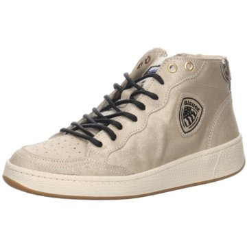Blauer USA Sneaker High beige