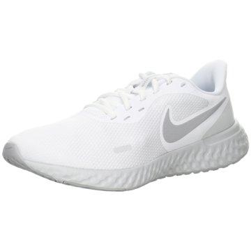 Nike Sneaker LowNike Revolution 5 - BQ3204-100 weiß