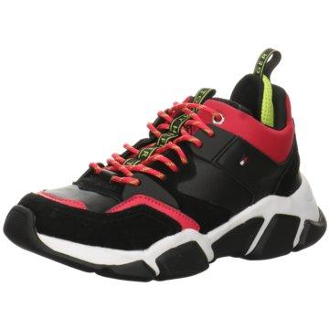Tommy Hilfiger Top Trends Sneaker schwarz
