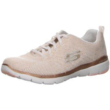 Skechers Sneaker Lowflex appeal 3.0 metal works rot