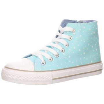 Kim Kay Sneaker High blau