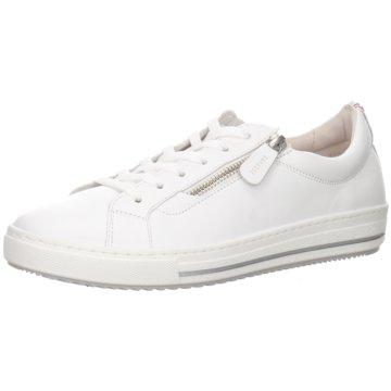 Gabor comfort Sneaker LowSneaker weiß