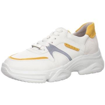 Gabor Plateau SneakerSneaker weiß
