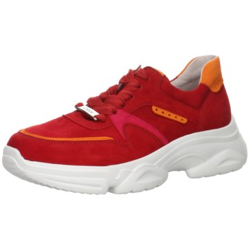 Gabor Plateau SneakerSneaker rot