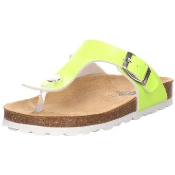 Richter Offene Schuhe gelb