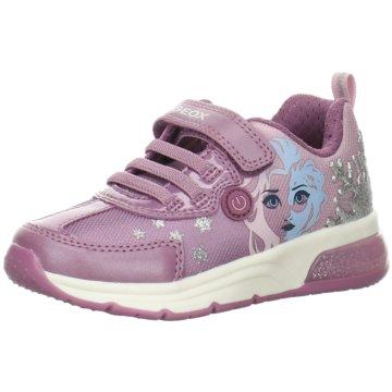 Geox Sneaker Low lila
