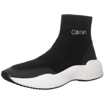 Calvin Klein Top Trends Sneaker schwarz