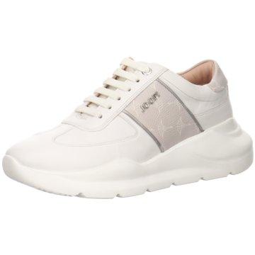 Joop! Plateau Sneaker weiß