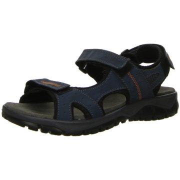 Salamander Offene Schuhe blau