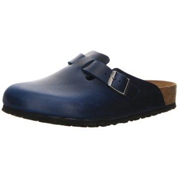 Birkenstock Clog blau