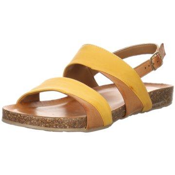 Marchesini Sandale gelb