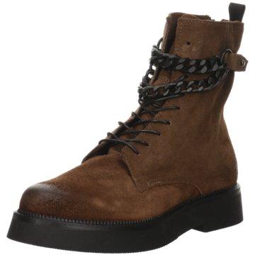 A.S.98 Boots braun
