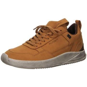 Mundart Sneaker Low gelb