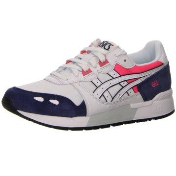 asics Sneaker Sports weiß