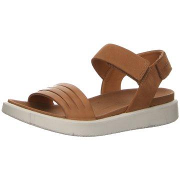 Ecco Sandale braun