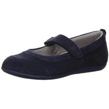 Richter Slipper blau