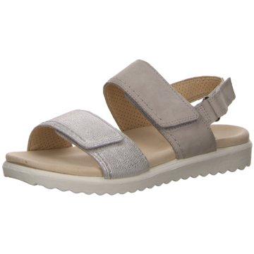Superfit Komfort Sandale grau
