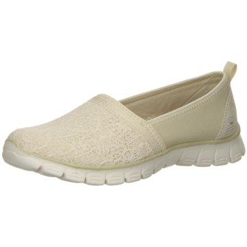 Skechers Komfort Slipper beige