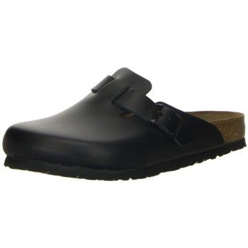 Birkenstock Komfort PantoletteBoston-060191 schwarz