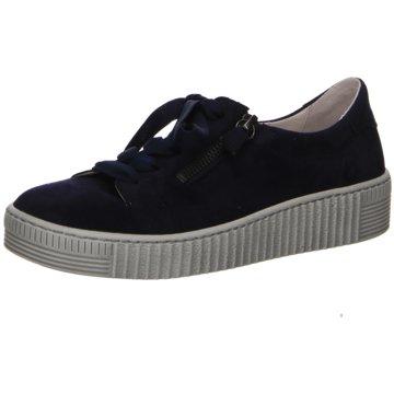 Gabor Sneaker LowSneaker blau