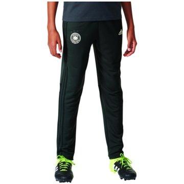 adidas Teamwear & TrikotsätzeDFB Deutschland Trainingshose Kinder EM 16 schwarz