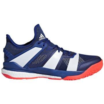 adidas HallenschuheStabil Boost X blau