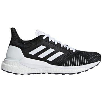 size 40 ddbb7 7c216 adidas RunningSolar Glide ST Laufschuhe schwarz