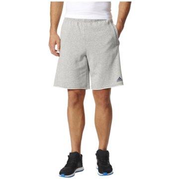 adidas Kurze HosenEssentials Raw-Edged Shorts Herren grau grau