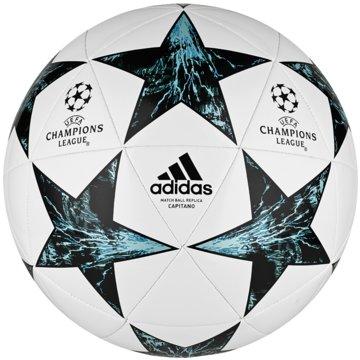 adidas BälleFinale 17 Capitano weiß